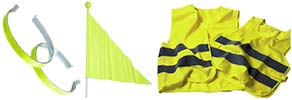 Cycling Safety Hi-Viz