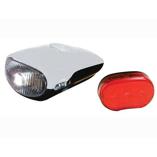Krypton Cycle Light Set with Rear LED