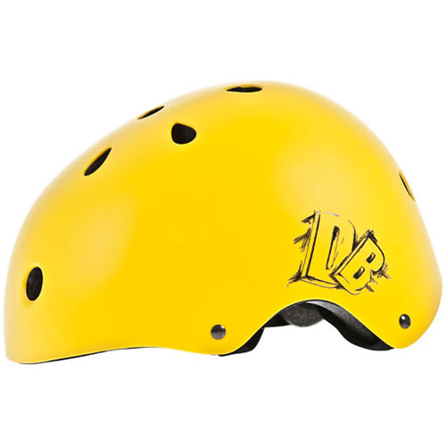 BMX/JUMP Helmet - DiamondBack 54-58cm - Yellow