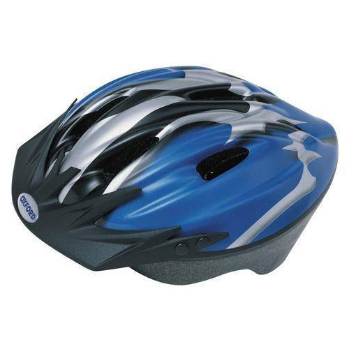 Adult Cycling Helmet Blue (58-61cm Large)