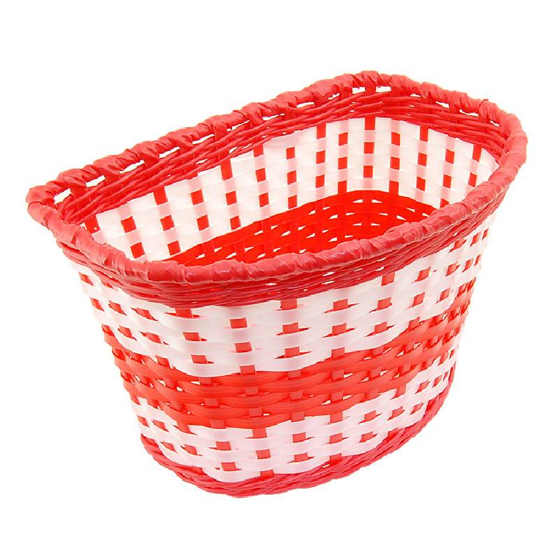 Childrens Basket - Red