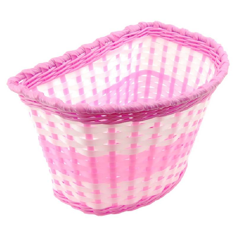 Childrens Basket - Pink