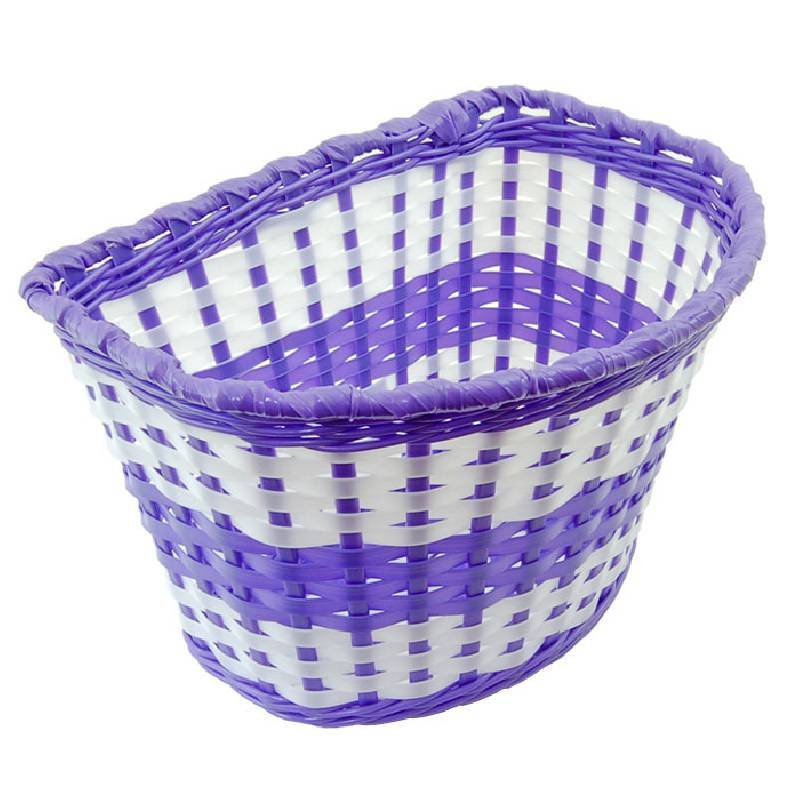 Childrens Basket - Lilac