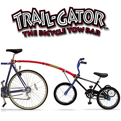Trail Gator Towbar Cycle Link Tag-a-long