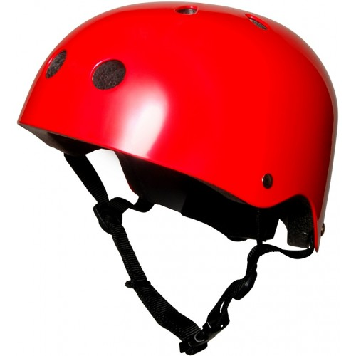 Childs Red Cycle Helmet - 53-58cm