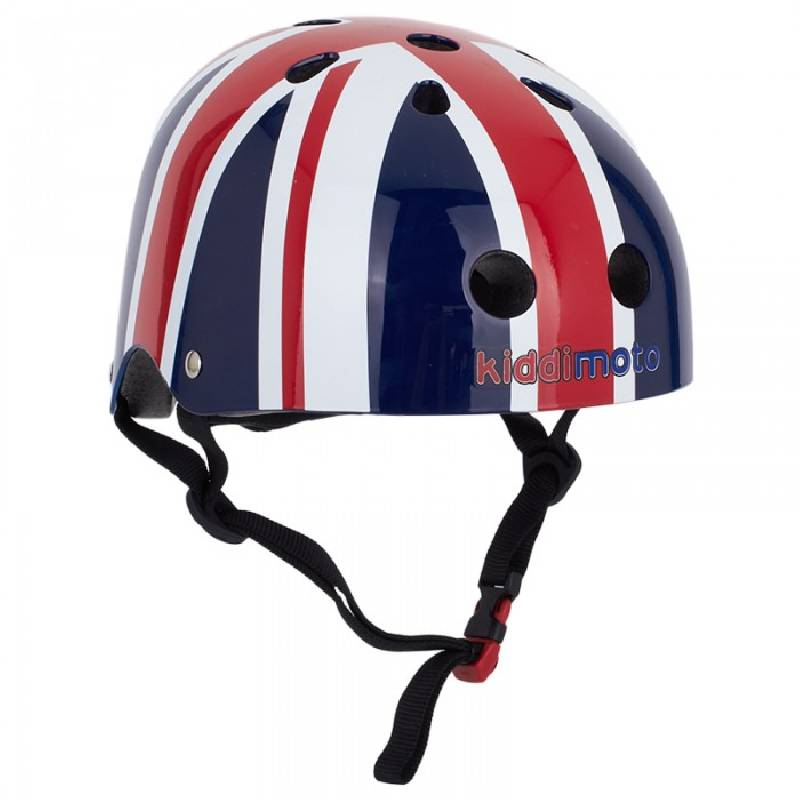 Childs Union Jack Cycle Helmet - 48-53cm