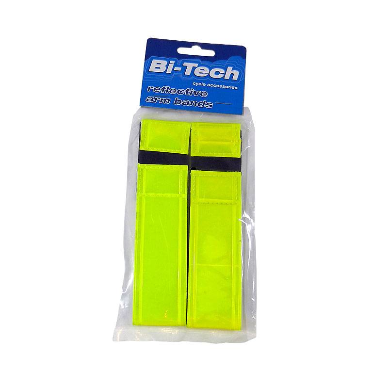 Hi Viz Reflective Arm Bands - Pair