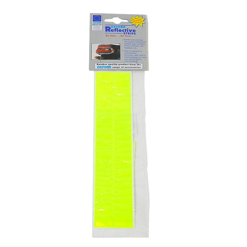 Reflective Sticker Strips - Hi Viz