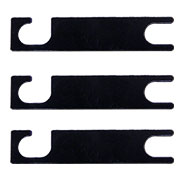 Receiver Shims (Part R) set of 3