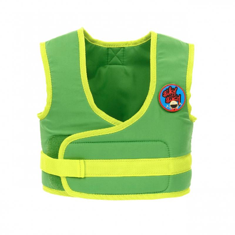 Learn to Cycle Vest - Green