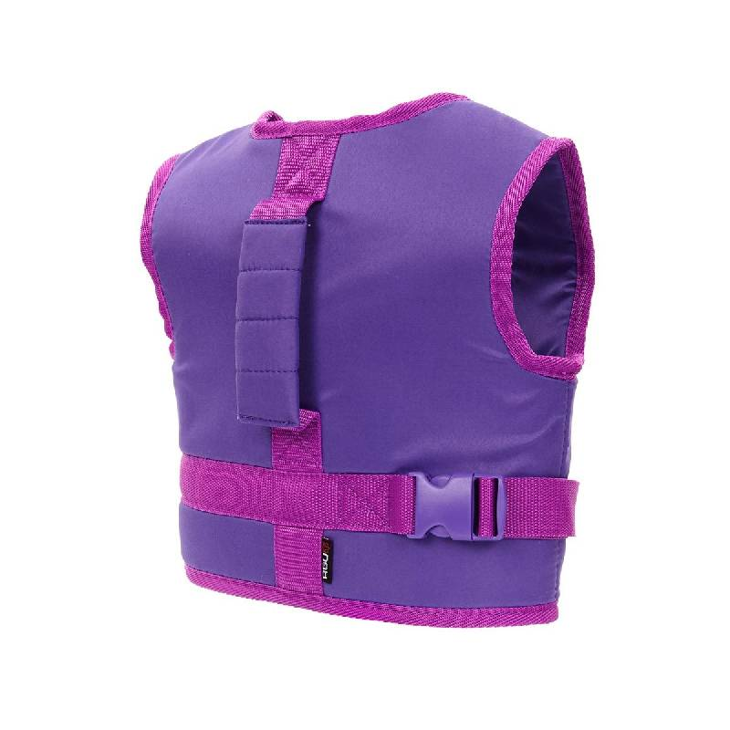 Learn to Cycle Vest - Purple