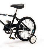 Trail Gator Flip Up Stabilisers