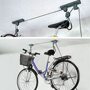 Bicycle Ceiling Hoist System