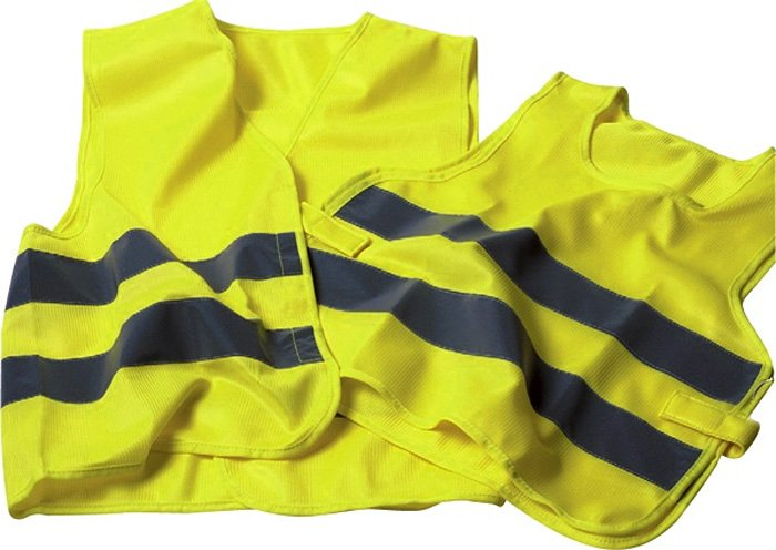 Hi-Visibility Vests (Small - for children)