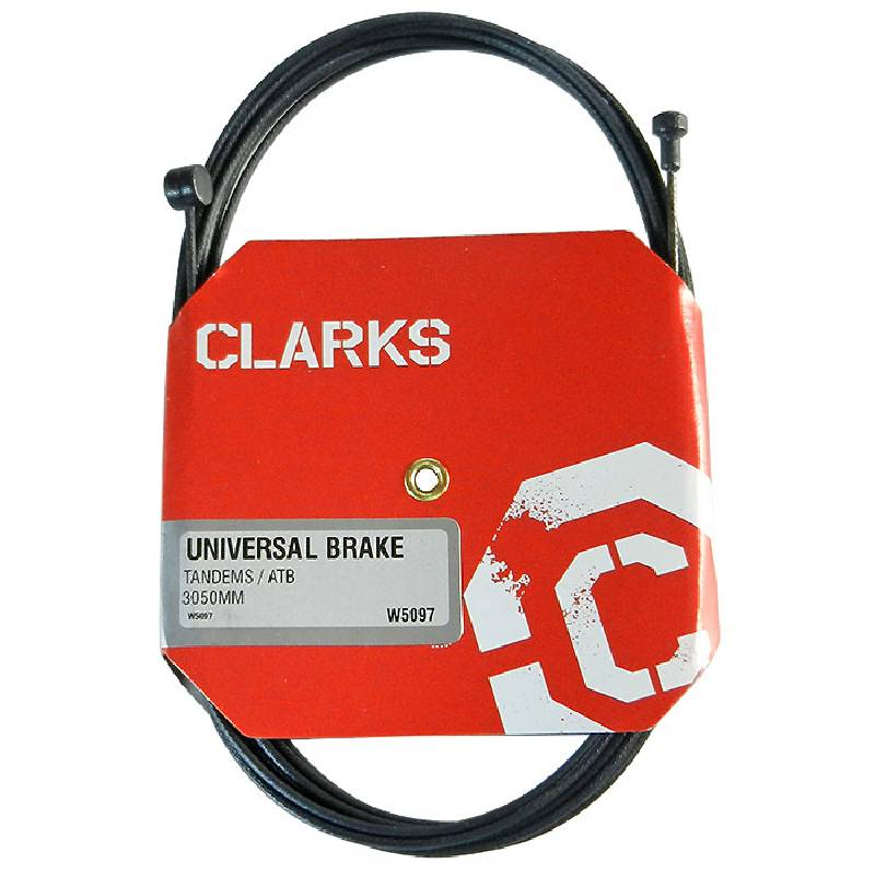Clarks Tandem Universal Brake Cable (3050mm)