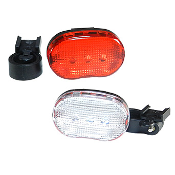 Front & Rear LED Light Set